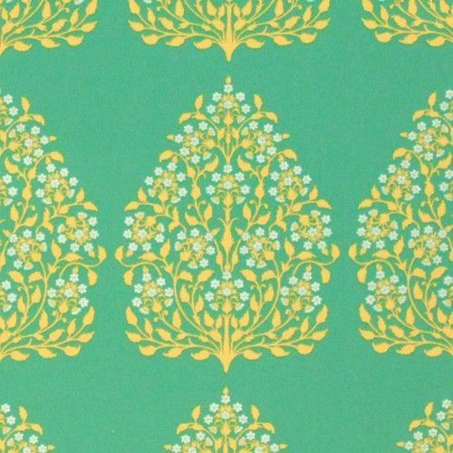 "Amy Butler ""Lark"" Home Decor Henna Trees Grass"
