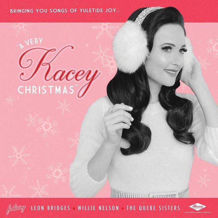 Kacey Musgraves' #AVeryKaceyChristmas! Get in the seasonal spirit here: http://umgn.us/KaceyChristmas