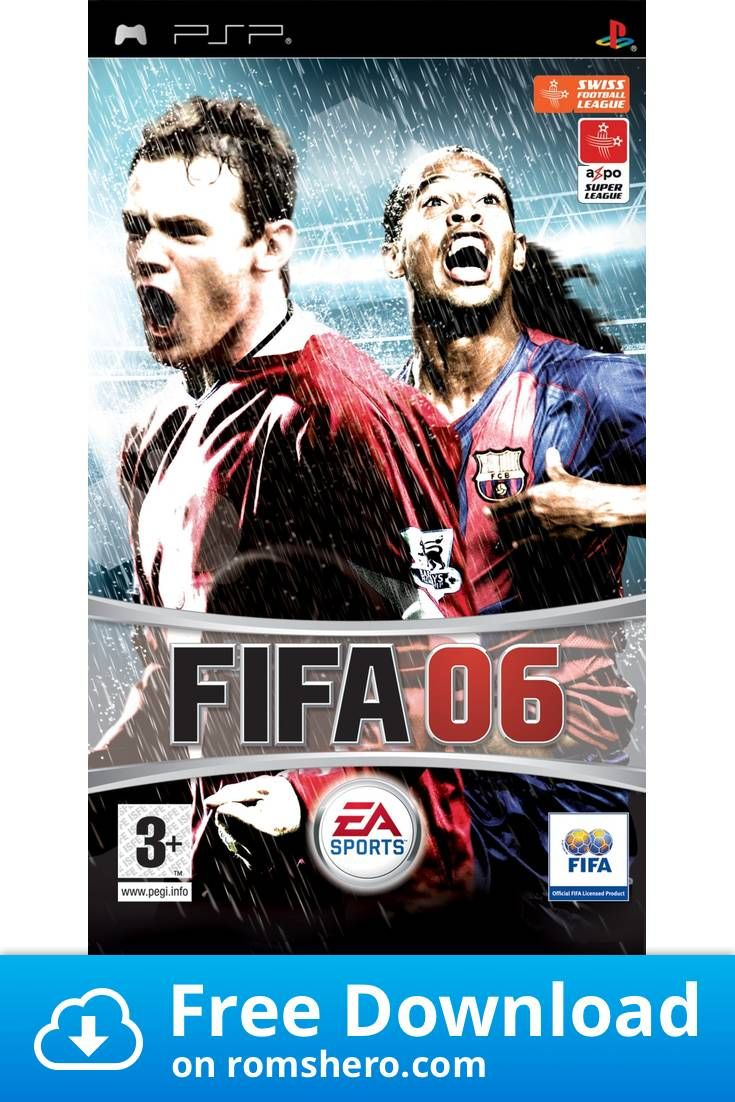 Download Fifa 06 Playstation Portable Psp Isos Rom
