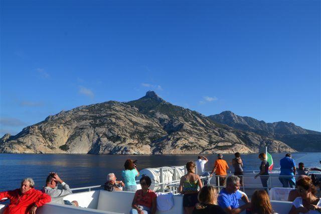 La partenza... dall'Isola e il ritorno a Portoferraio