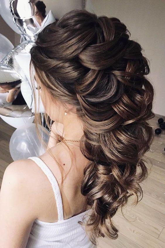 7 glamouröse Hochzeitsfrisuren, die Sie lieben werden – frisuren