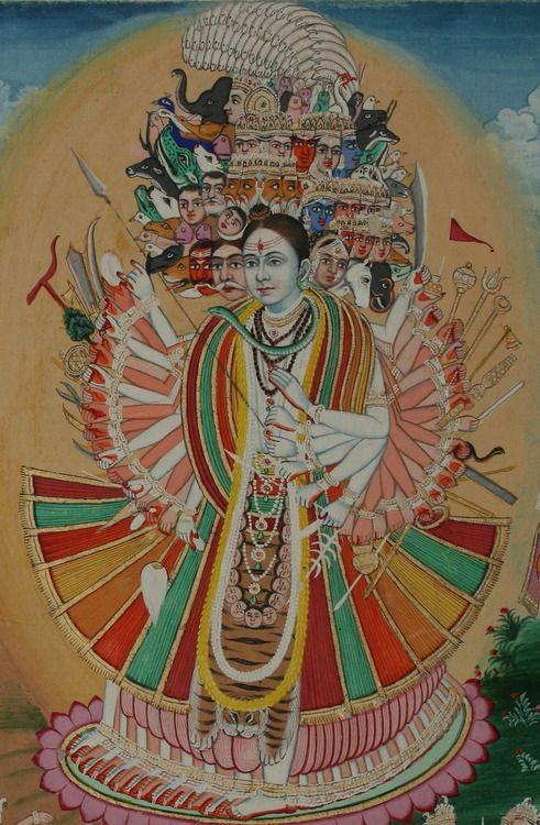 Cosmic Shiva