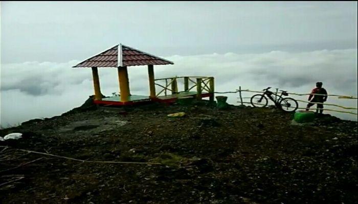 Tempat Wisata Puncak 4G Gunung Gentong Gedangsari Gunung Kidul Yogyakarta