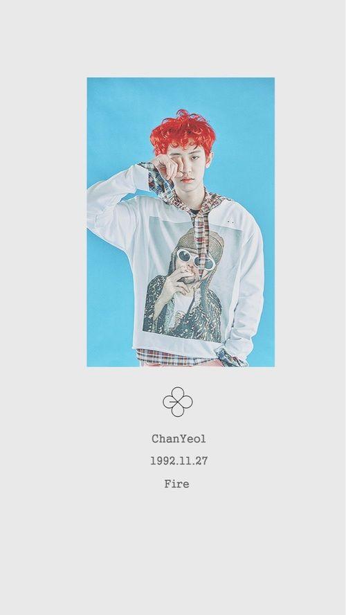 Lucky One 찬열 / Chanyeol - 박찬열/ Park ChanYeol EXO | Baekhyun | Chen | D.O | Kai | Sehun | Lay | Suho | Xiumin | Luhan | Kris | Tao