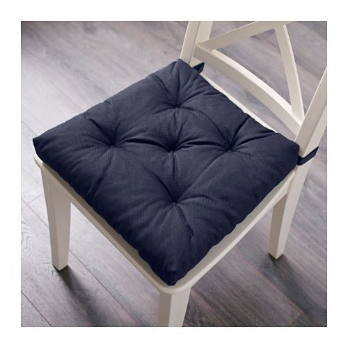 Furniture Comfortable Chair Pads IKEA Design Interior