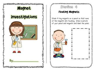 Here's a nice set of station activities for studying magnetism.