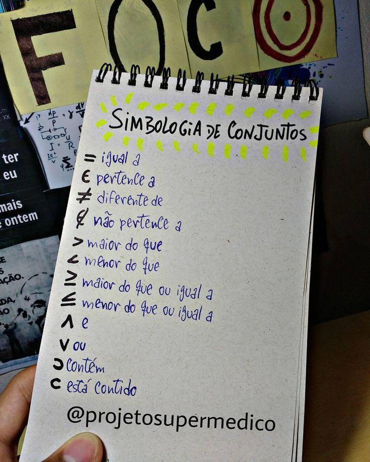 Simbologia de conjuntos parte 1!