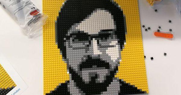 LEGO Mosaic Maker : ce photomaton transforme votre visage en LEGO (Pix-geeks)