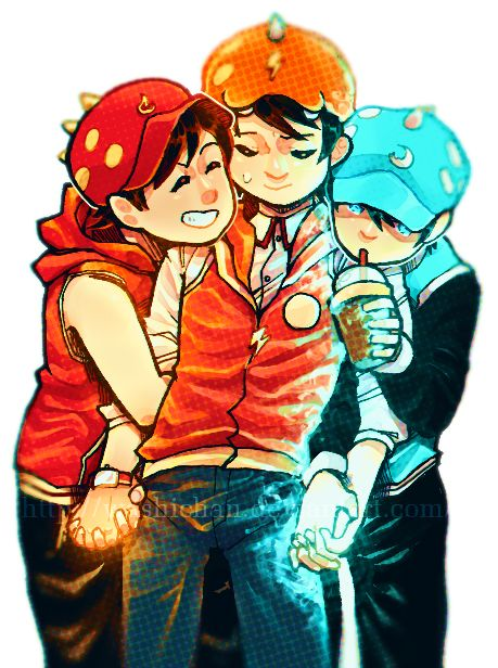 handphone wallpaper boboiboy ice - photo #26