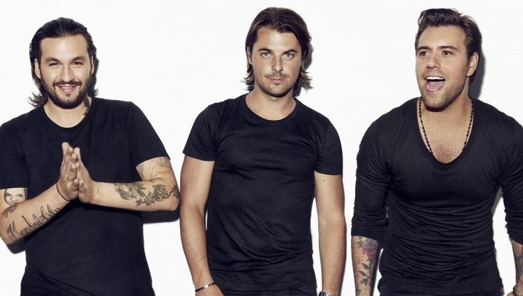 Looks like Swedish House Mafia may be reuniting?
