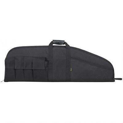 """Allen 1065 Black 42"""" Tactical Rifle Soft Case with Six Pockets"""