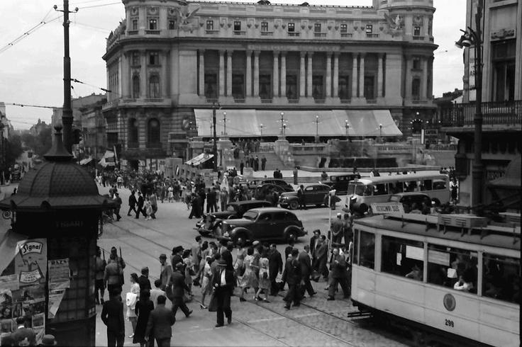 Bucuresti 1941 Cercul Militar