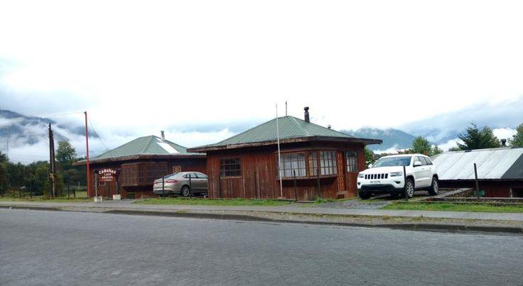 Booking.com: Cabañas Lago Abascal - Pelada, Chile