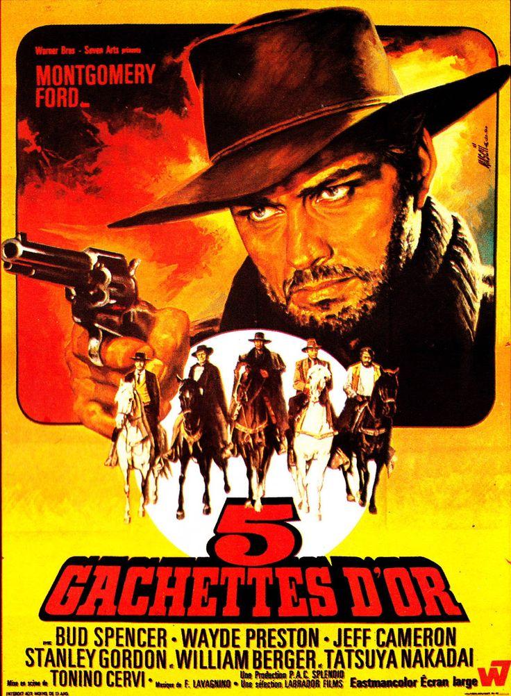 5 Gachettes D Or Film Complet En Version Fran 231 Ais Films