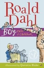 Boy Tales of Childhood by Roald Dahl (Puffin Paperback) - Brand New Visit...The Ginger Sheep...
