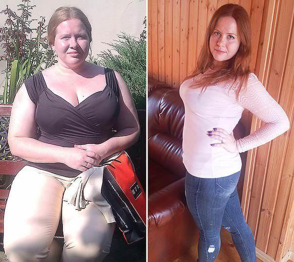 Реальные Истории Похудения. Невероятные истории похудения людей с фотографиями до и после