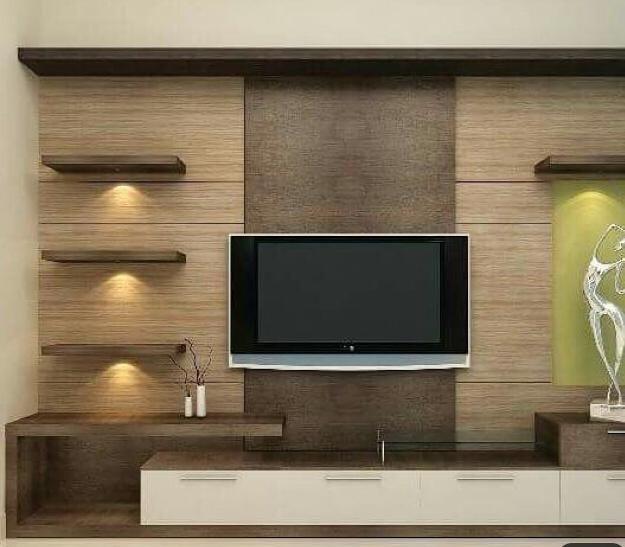 Pin By John On Buildec Interiors Living Room Tv Unit Designs