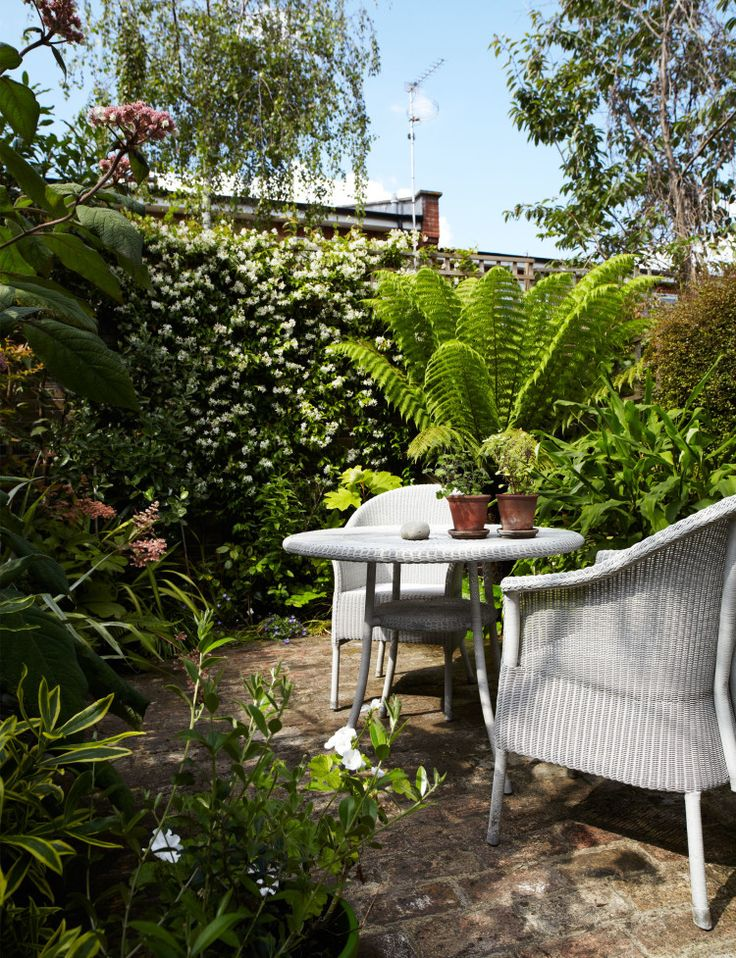 Kiwi chef Peter Gordon's London pad and lush garden - Homes To Love
