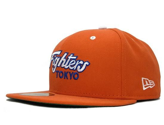 NEW ERA x NPB「Nippon Ham Fighters」59Fifty Fitted Baseball Cap