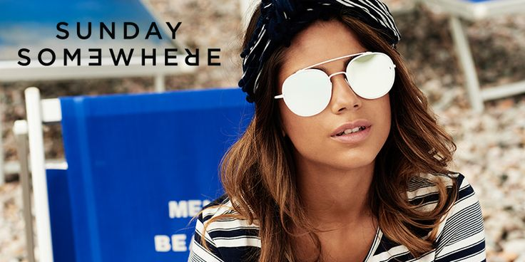 Sunday Somewhere have a huge range of mens and womens sunglasses online at SurfStitch.com, including all shapes and sizes. Shop here to receive free shipping!
