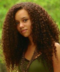 Bobi Curls is Naturally Glamorous!   Curly Nikki   Natural Hair Styles and Natural Hair Care