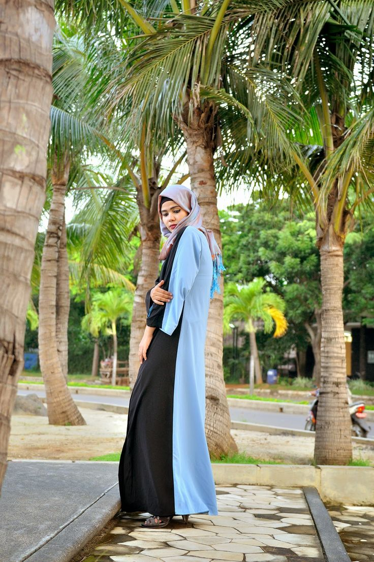 URBAN DAILY NONIZAKIAH: ABAYA KIND A DAY :)