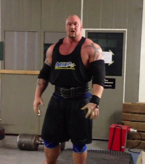 Hafthor Bjornsson Icelandic Strongman | Icons and Goals ...