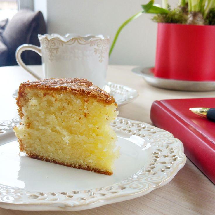 """Ванильный бисквит   YELLOW Vanilla CAKE (Wilton's recipe) - Кондитерская студия """"21 October"""""""