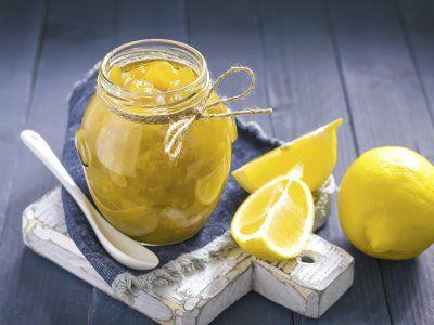 Receta de Mermelada de Limón