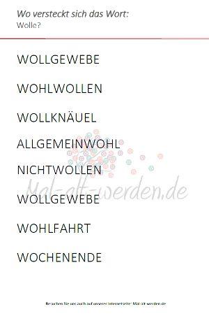 529 best 10min-Aktivierung/Gruppen/Einzelbeschäftigung images on ...