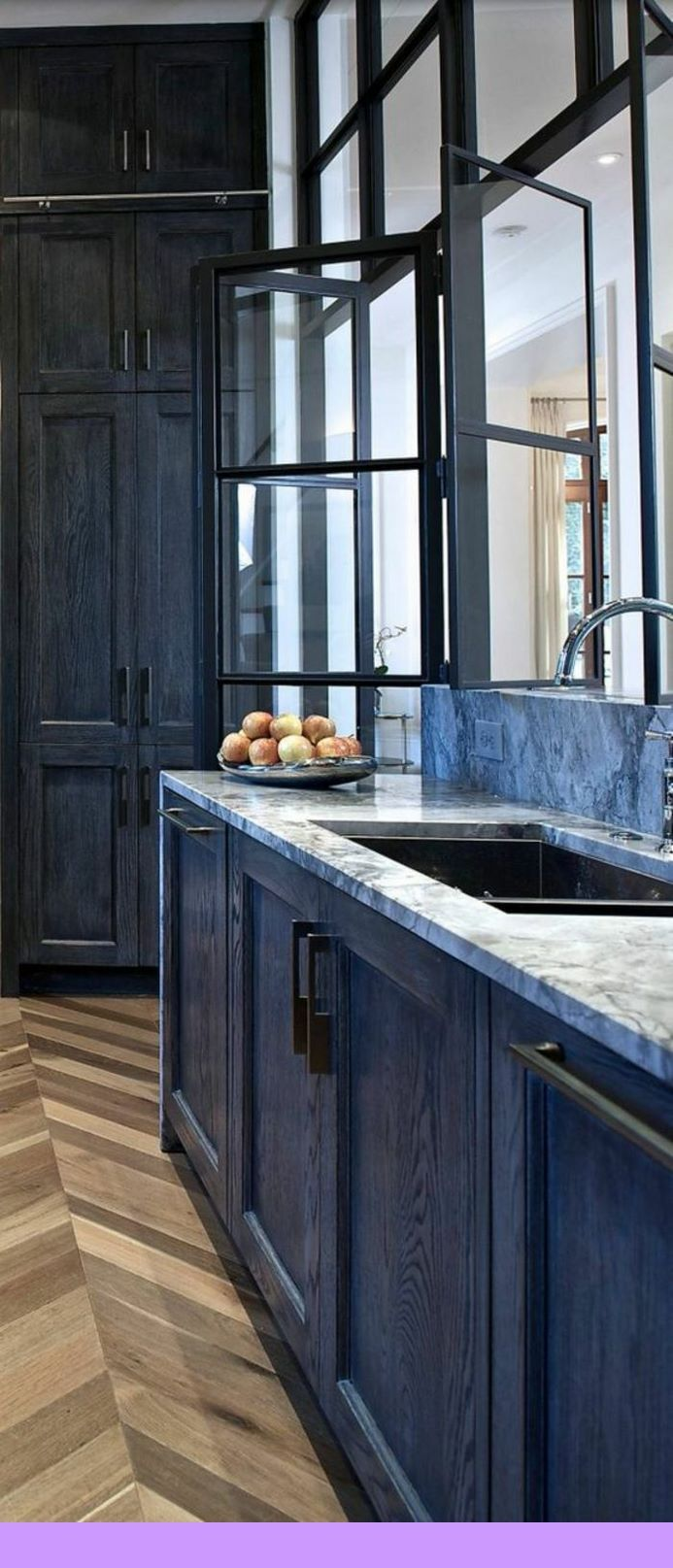 Dark Light Oak Maple Cherry Cabinetry And Dark Wood Kitchen Cabinets With Granite Countertops Check The Imag Kitchen Trends Kitchen Design Kitchen Colors