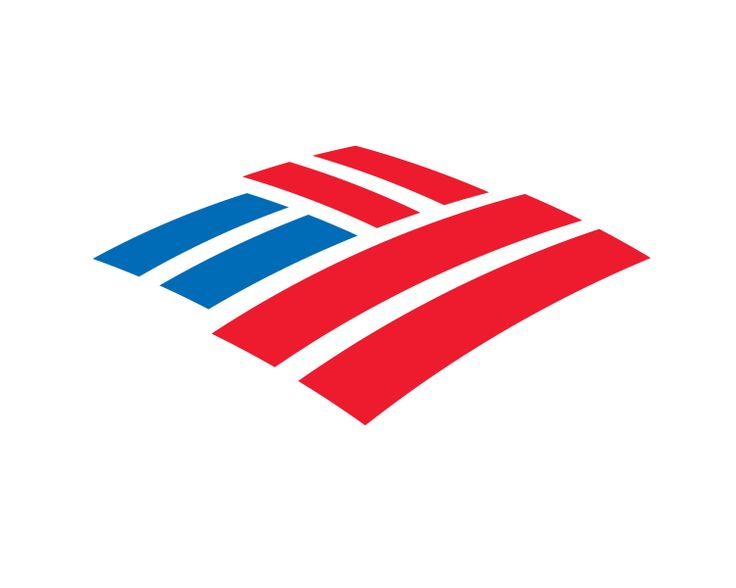 Bank Of America Logo #branding