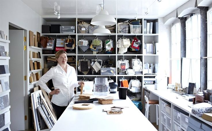 Designer ilse crawford 39 s converted tannery workshop read for Bbdo office design 9