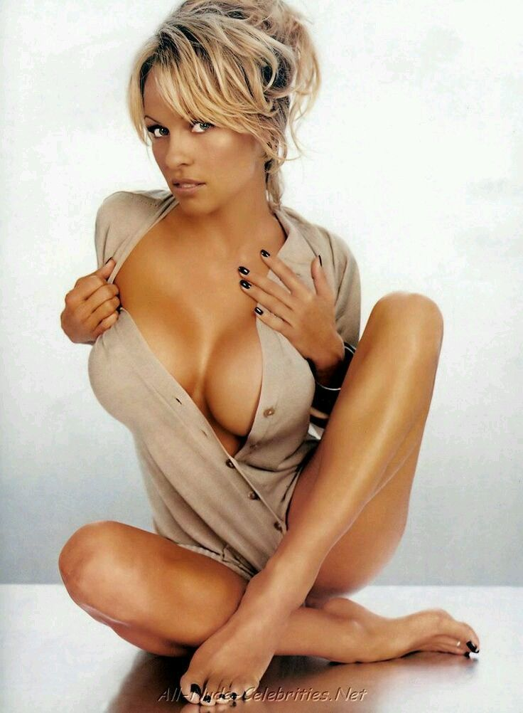 Sexy pamela anderson pussy #5