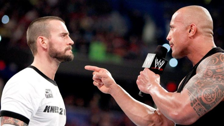 Sean Waltman On What Was Happening Backstage When The Rock Called CM Punk