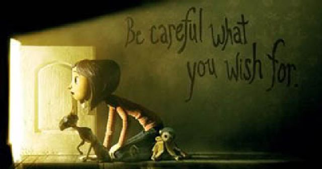 Coraline Movie Quotes by @quotesgram