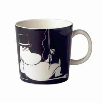 moomin papa in his thoughts iittala cup - Google Search