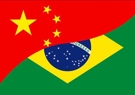 China to invest $50bn in Brazil for new infrastructure projects. The money will go towards building a railway link from Brazil's Atlantic coast to the Pacific coast of Peru to reduce the cost of exports to China.  The deal is due to be signed next week by both countries during a visit by Chinese Prime Minister Li Keqiang to Brazil. #businessnews #worldnews #news #business #uae #dubai #mydubai #gccnews #gccbusinesscouncil #gulfnews #middleeast #socialmedia #money #projects #Brazil, #China…