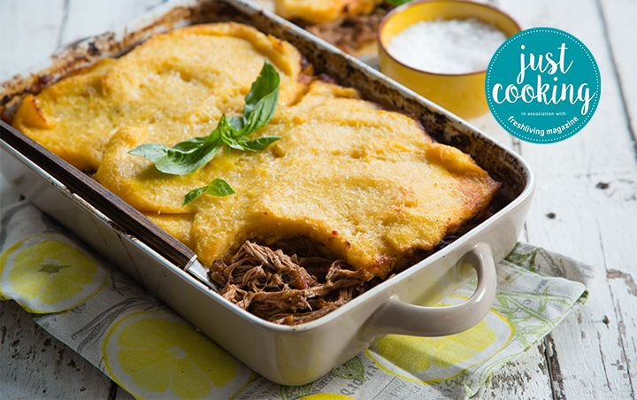 As cooked by Justine Drake on Just Cooking Season 2 episode 12.