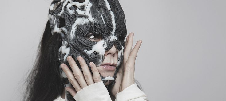 World-renowned Designer, Neri Oxman, and Her Team, Mediated Matter, Utilise Unique Multi-material 3D Printing Technology to Create a Customized 3D Printed Mask for Björk's Tokyo Performance Björk Also Selects Stratasys' Famed 3D Printed 'Pangolin' Dress, Designed by Threeasfour, for Live E...