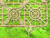 Needle Lace how-to