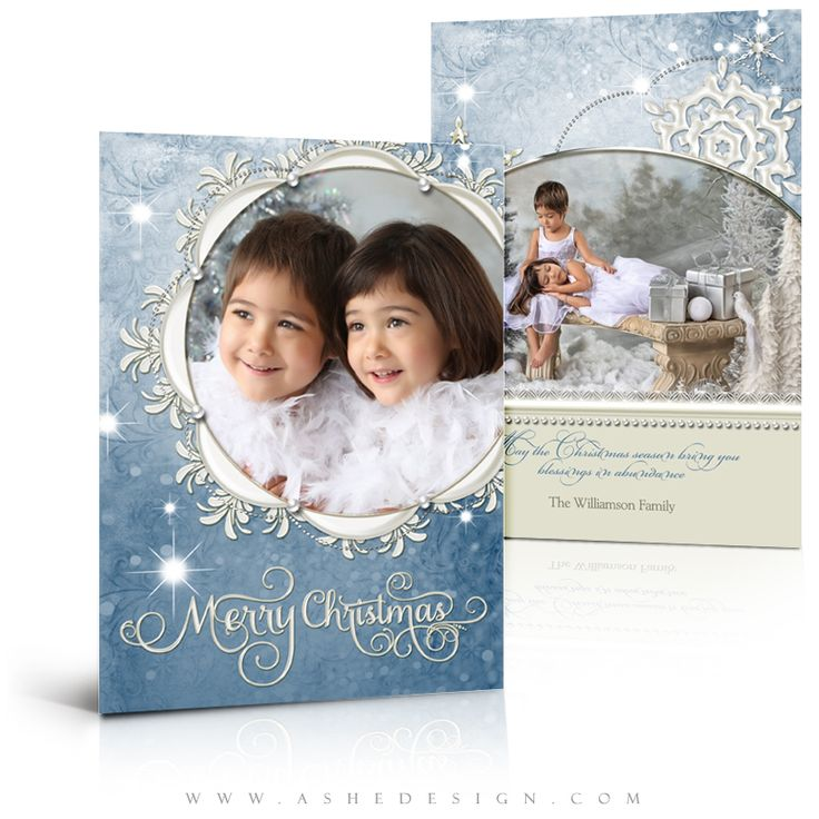 Top 67 best Holiday Photoshop Templates images on Pinterest  FB54