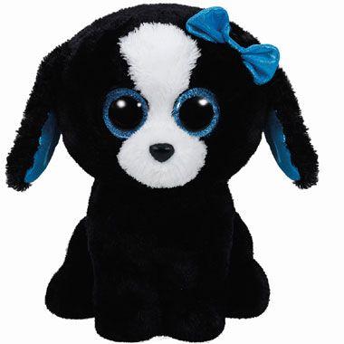Ty Beanie Boo knuffel Tracey - 24 cm  Tracey is een zachte hond van 24 centimeter uit de Ty Beanie Boo-collectie. Deze pluchen knuffel heeft grote ronde kraaloogjes.  EUR 14.99  Meer informatie