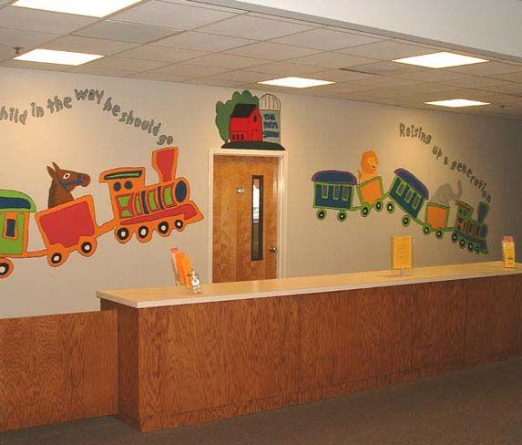 Best Church Nursery Ideas Images On Pinterest Ministry Ideas - Church nursery wall decalsbest church nurserychildrens church decor images on