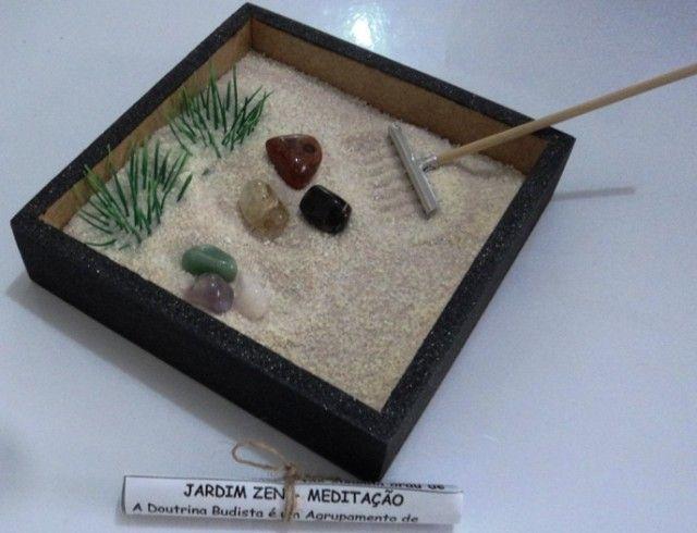 Jardim Zen UmaTerapia ao seu lado! Dê um neste Natal! Cor a escolher