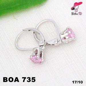 Jual Anting Korea Drop Panjang Permata Zircon Silver OA 735 - Bellva ID | Tokopedia  Perhiasan Xuping Lapis Emas 18k, Awet dan Tahan Lama, pancaran kilau cantik . Tampil cantik dengan keunikan pilihan model dan warna sesui hati anda  Fast Respon Pin BBM : D5B0B9AB  WA/SMS/Telp : 081546577219  bahan dasar tembaga (bukan besi). dilapisi RODHIUM yang biasanya digunakan untuk melapisi emas di toko-toko emas 18k.Permata Zircon, Bisa di sepuh ulang dan anti alergi.