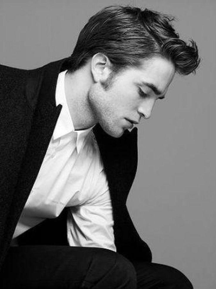 Robert Pattinson X Dior Homme