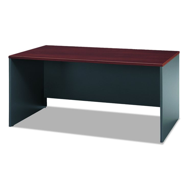Series C:66-inch Desk Shell. Scalable: sized to fit any office space with room to grow. Clean: wire grommets contain unsightly wires keeping desk surface clutter-free. Flexible: add a right- or left-hand return to configure your space the way you need it. Versatile: choose to add a Keyboard Tray or Pencil Drawer for added convenience (sold separately). Durable: thermally fused laminate surface and edge banding protects against scratches, nicks and dents. Diamond Coat top surface is…