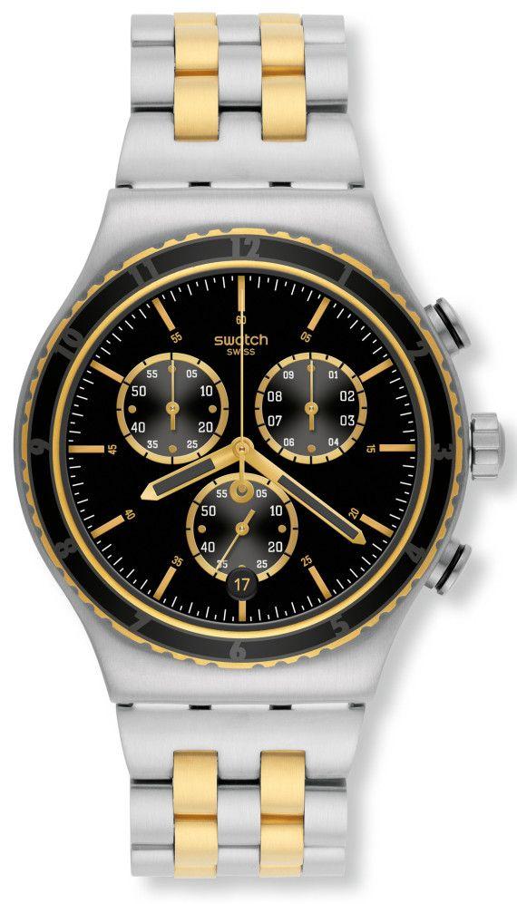 swatch iron chrono watch sobro 01 570x997 Swatch Irony Chrono Watch Collection