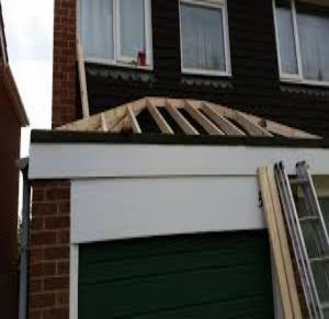 Garage Extension Roofing and Repair Galway Town
